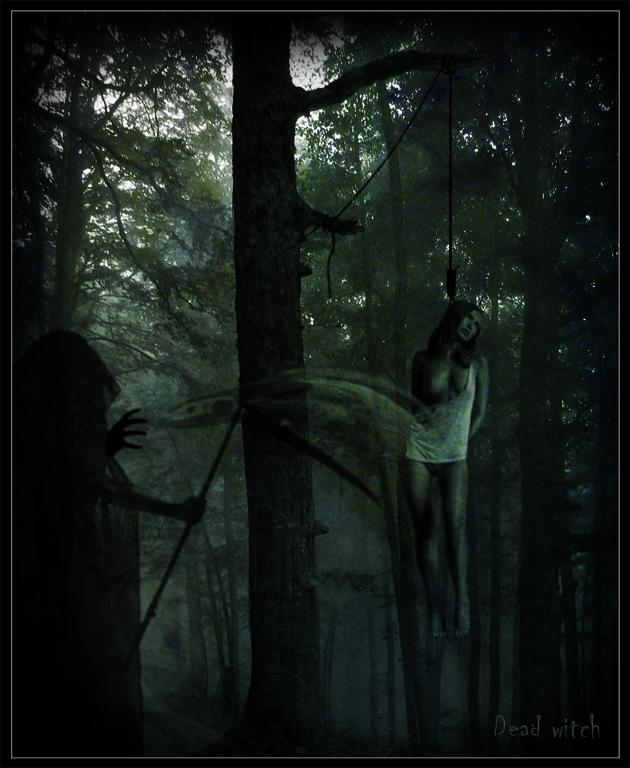 Мёртвая Ведьма